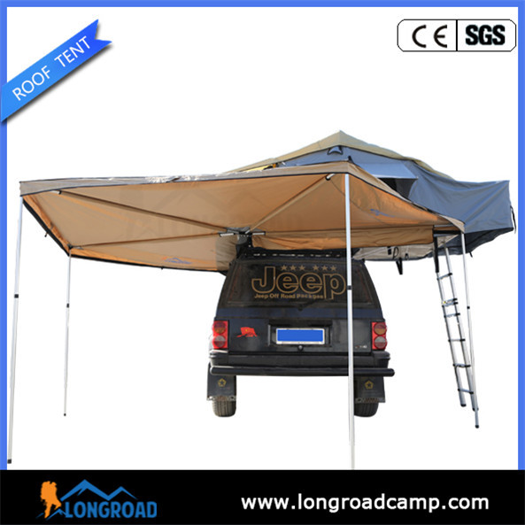 Camping Car parking tent with custom brand