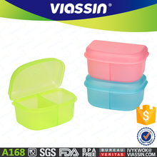 A168 Plastic Storage Containers Snack Box