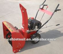 gas blower loncin engine 6.5hp snow blower