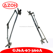 Auto spare parts wiper linkage rod Link For Mazda 6 Cars OEM:GJ6A-67-360