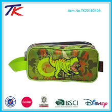 Custom printed branded cute pvc pencil case for kids