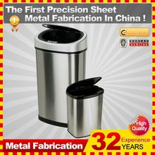 2014 customized hot sale professional sensor trash can with various volumes