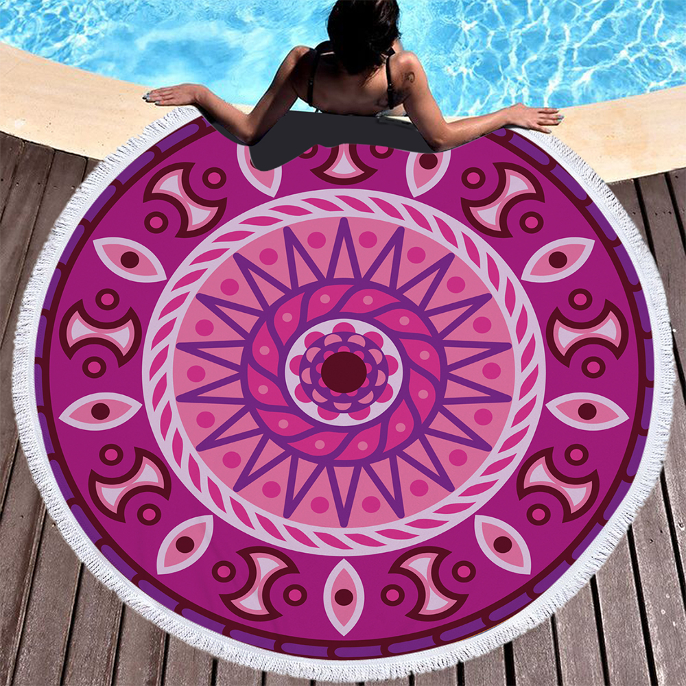 Summer Cool Beach Towels For Adults Girls Pack Towel Shower Quick