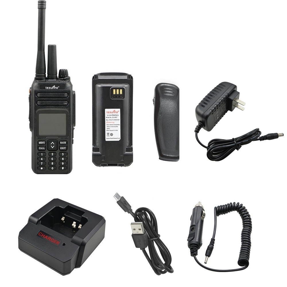 two way radio transceiver long range 5w leisure ham hunting