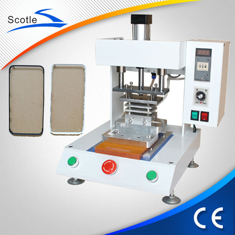 Iphone Frame Laminating Machine and Mid Bezel