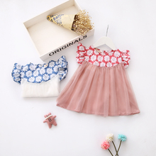 wholesale <strong>girl's</strong> skirt princecess <strong>dress</strong> baby summer <strong>dress</strong> free shipping
