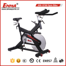 Racing bike heavy flywheel spin exercise bike S760