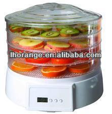 Most popular Round Food Dehydrator With Timer and Fan