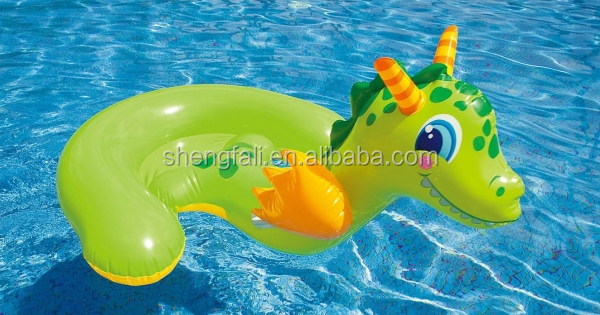New designer Giant Inflatable Sea Animal Dragon Float For Kids