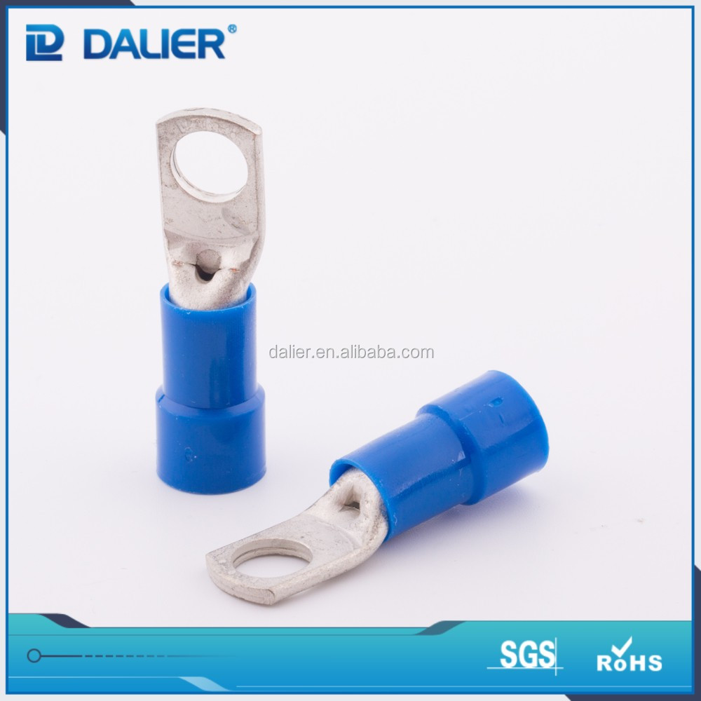 TPT-16 new design special tubular vinyl-insulated push wire copper terminal