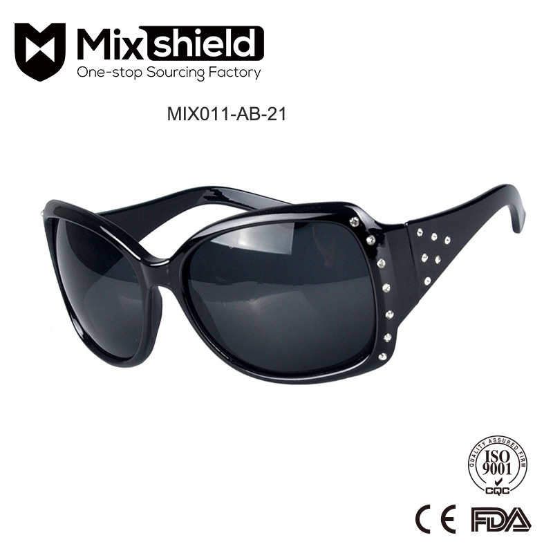 Cool Design for Motocycle Sports Sunglasses No Logo