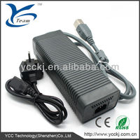 game accessories ac adapter for xbox 360 switching power supply