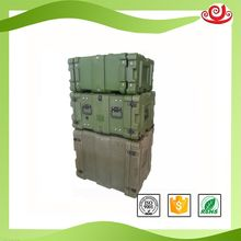 Tricases top level first grade IP67 hard plastic case rack cases strong military tool box RU060