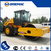 XCMG small road roller capacity 14ton XS143J/XS142J rubber tire road roller