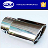 Professional Top Quality Eco-Friendly Stainless Steel Silver Automotive Tail Pipe