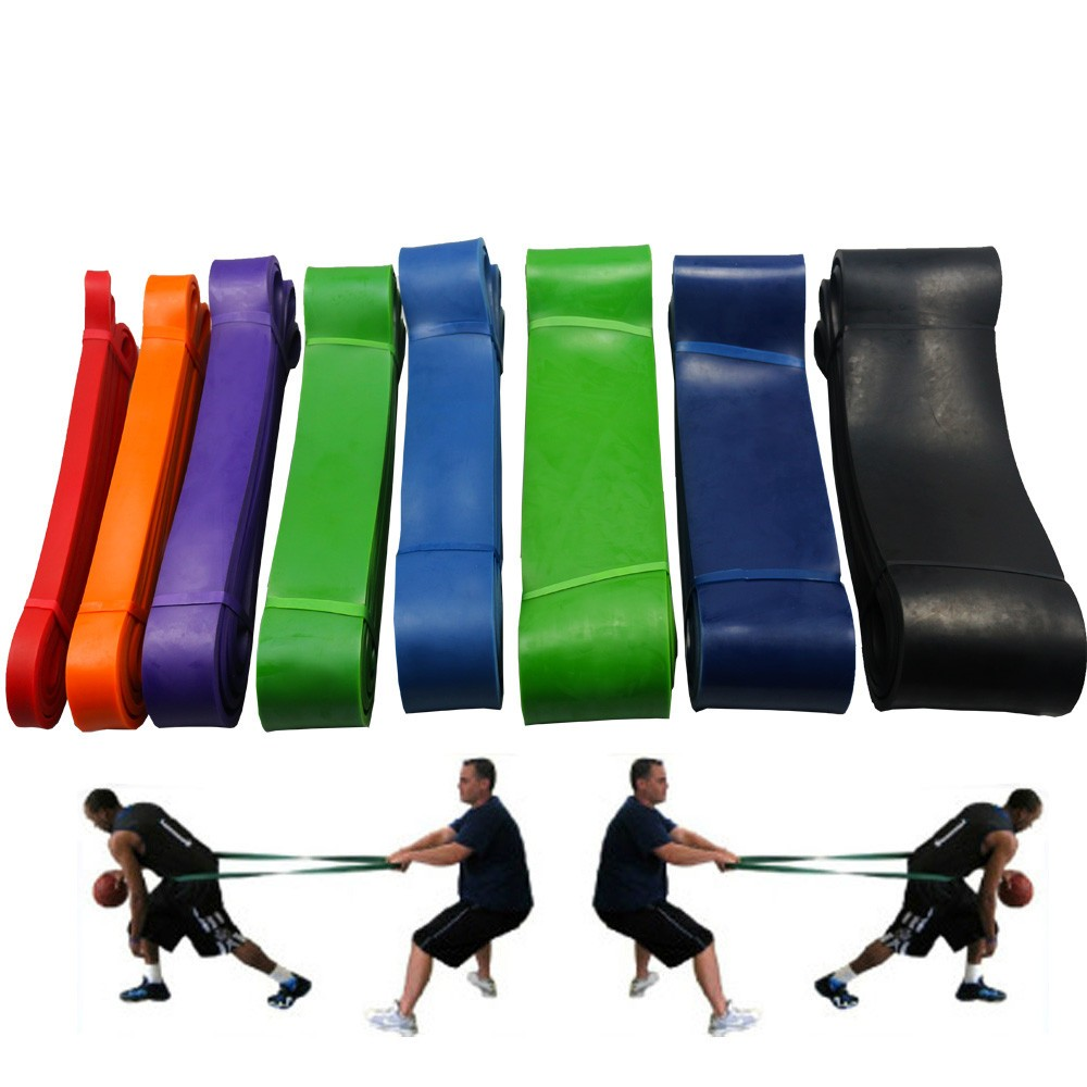 Weight Training Fitness Pull Up Resistance Band For