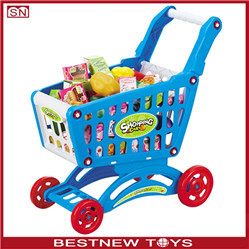 Supermarket cash toy cash register toys set for children