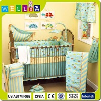 Professional baby bedding sets china manufacturer