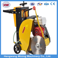 1000mm diameter HW-1000 road diamond wire asphalt cutting saw machine