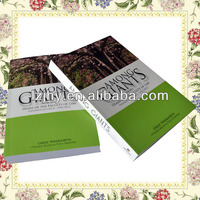 Printing english Softcover Book