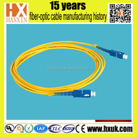 SC-SC Single mode G657A1 patch cord with free sample