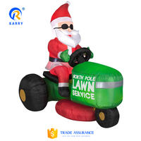 Harvest farm inflatable christmas decoration,large inflatable christmas decorations,farm large scale christmas decorations