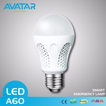 Avatar high quality 100-240V A60 LED Bulb Light E27 ceiling lights EMC led cdata entry projects