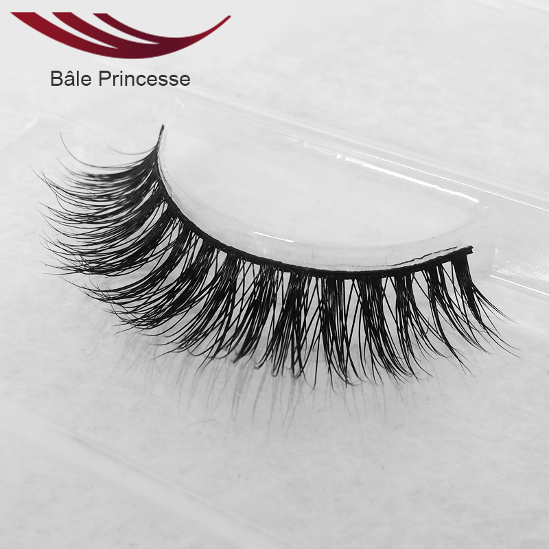 qingdao pingdu eyelashes false eyelashes Wholesale Handmade Multi-Layered 3D mink eyelashes