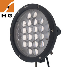 9inch 120w led work light 10200lm led headlight for SUV ATU Truck etc driving light