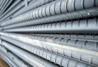 BS / ASTM / GB hot rolled alloy rebar steel