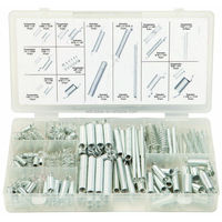 Wangfa factory hardware 200Pcs spring assortment