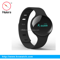 New Smart bracelet release!!! bluetooth pedometer smart bracelet watch for bolun watch Oled screen directly factory