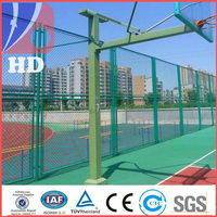 plastic post used chain link fence