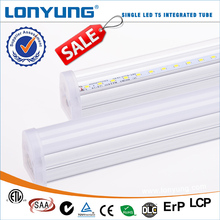 1200mm SAA ROHS Integrated T5 light fixture seamless integrative lights 1200mm 12v neon t5 led tube