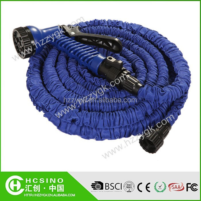 Low price 25 feet clear garden hose