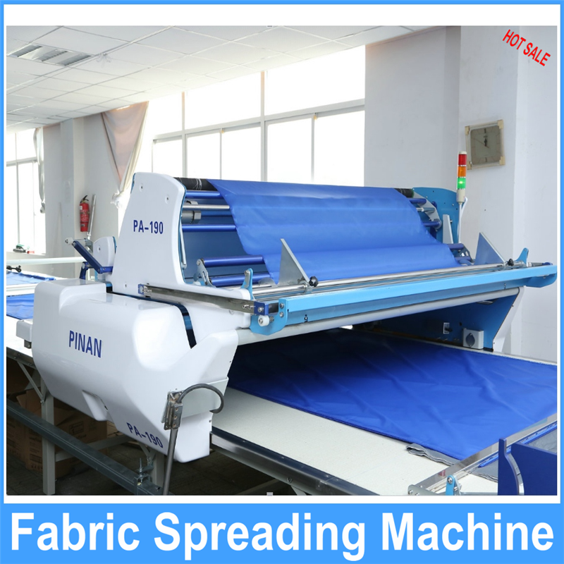 New design used textile machinery/fully automatic spreading machine best selling products in europe