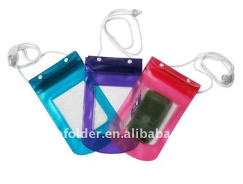 100% Mobile phone waterproof bag