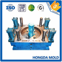 Plastic injection mould service of all kinds of 2 color plastic products mold