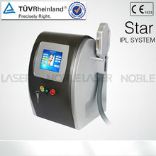 New ipl machine (Biological stimulation+Light-energy-melting+Cooling With CE with best price equipment For Hair Treatment