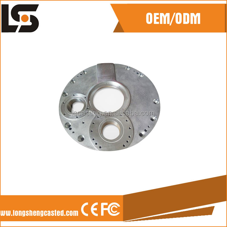 Low carbon steel cnc machine parts or stamping parts for motorcycle parts