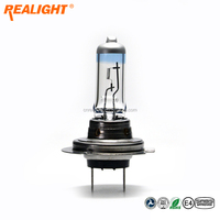 H7 more light halogen headlight +80% more light auto bulb for original Philips replacement