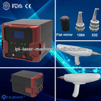 professional laser pigment removal / nd yag home use laser