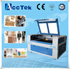 table top laser cutting and engraving machine AKJ1390 for non metal high precise