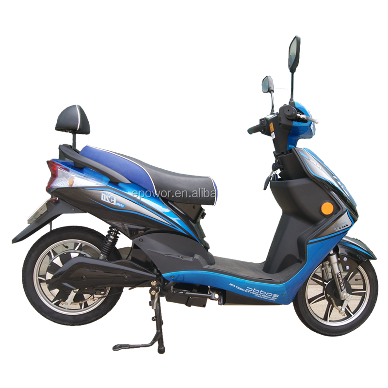 Two wheel 500W wuxi factory cheap electric scooter e-scooter electric motorcycle 48V20Ah for HC-EM03 L-eagle 500w