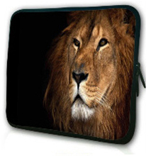 new black kick stand model neoprene laptop sleeve for ipad mini