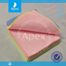 microfiber lens cleaning cloth logo printed