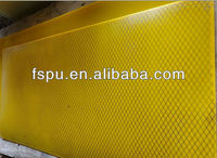 polyurethane plate for granary