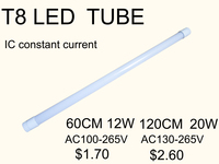 Wholesalers china Smd5730 1200mm t8 led tube light high lumens 18w led tube light fixture cheap price led tube light t8