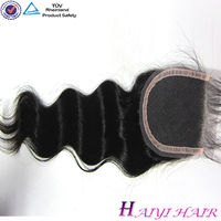 Direct Hair Factory Closure in Stock Three Part Lace Closure