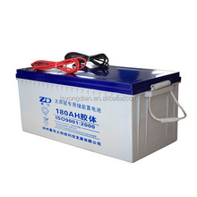 solar energy storage battery 12v 180ah